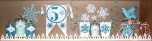 Frozen-Party-Shelf-Display